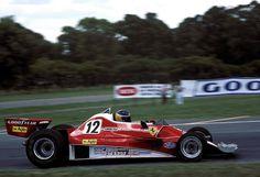 1977 Ferrari 312T2 (Carlos Reutemann)