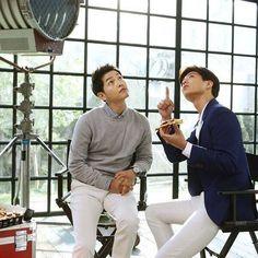 Song Joong Ki and Park Bo Gum for Domino's Pizza 🍕    #songjoongki #송중기  #songsongcouple #songjoongki_fcth #DominosPizza