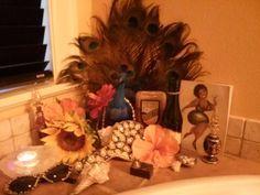 Altar to Oshun