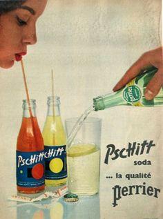 Perrier - Perrier - Publicités anciennes