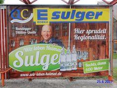 1210. - Plakat in Stockach. / 25.06.2017./