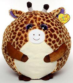 bfdcf3b7b5a Tippy (large) - giraffe - Ty Beanie Ballz  Owned