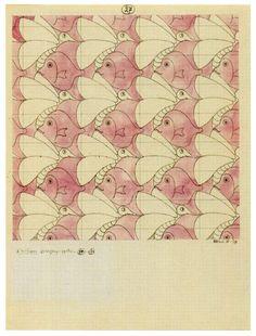 1970 opnieuw een operatie. Daarna opname in het Rosa-Spier-tehuis in Laren voor bejaarde artiesten een tehuis waar bejaarde kunstenaars hun eigen atelier hadden en bovendien van de verzorging genoten. Daar stierf Escher op 27 maart 1972 op drieënzeventigjarige leeftijd.