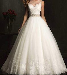 The perfect wedding dress!!!(: