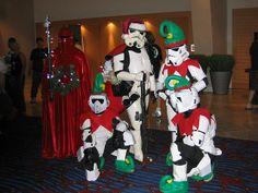 star wars christmas | Star Wars Merry Christmas | Flickr - Photo Sharing!