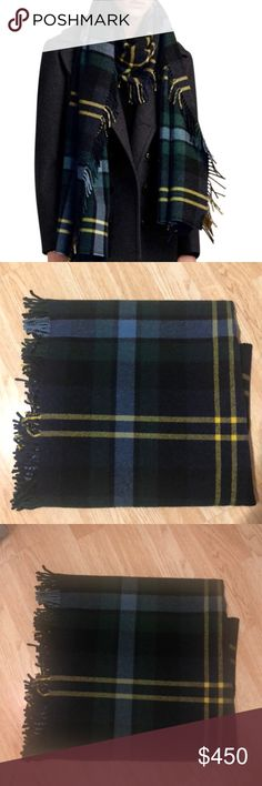 85a18e446a7e Spotted while shopping on Poshmark  💥SALE💥AUTHENTIC BURBERRY OVERSIZED  SCARF!  poshmark
