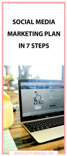 The key to creating your social media marketing plan is to remember that it's not just about posting content everywhere, but instead to be strategic of how you use your social media accounts. Remember, social media is rented space.  Social Media Marketing Plan in 7 Steps - http://www.classycareergirl.com/2015/12/social-media-marketing-plan-in-7-steps/