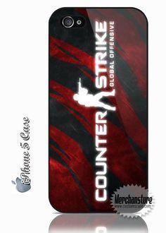 Counter Strike Global Offensive Custom iPhone 5 Case