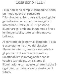 COSA SONO I LED?  #bechange #greenenergy #light #behuman #green #change #world #savetheworld #energierinnovabili #led #ledlights #VfPartners #legnano #legnanocity #milano #luci #illuminazione #luciled #save #risparmio #energia #tecnologia