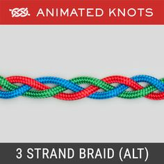 Knots in Alphabetical Order. There are 196 knots listed (animated) and 374 total knots as some knots are known by several names. Select by Activity, Type or Search for Knots. Paracord Knots, Rope Knots, Paracord Bracelets, Quick Release Knot, Animated Knots, Scout Knots, Lanyard Knot, Sailing Knots, Bowline Knot