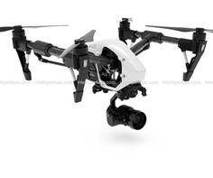 DJI Inspire 1 Pro White, Drones with Camera, UAV