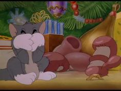 §§§ : The Night Before Christmas (Tom & Jerry) : MGM : 1941