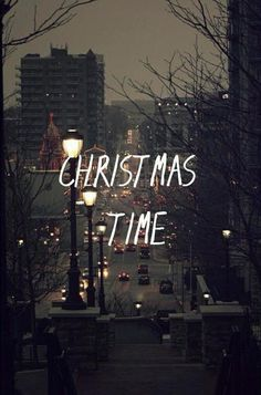 Christmas time is here♪ ♫ ♩ ♬