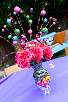 Willy Wonka and the Chocolate Factory Birthday Party Ideas | Photo 1 of 62 | Catch My Party