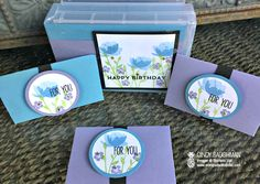 Jar of Love Gift Card Holders - www.stampedwithaloha.com