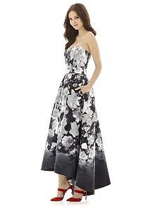 Alfred Sung Style D699FP http://www.dessy.com/dresses/bridesmaid/d699fp/