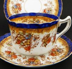 Royal Albert - 1896 to 1910 - Royal Albert's Oldest Patterns - Special Collections -Mona 1905-1907