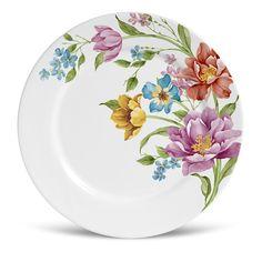 Porto Brasil Cerâmica Glass Ceramic, Ceramic Plates, Decorative Plates, Plate Wall Decor, Plates On Wall, China Painting, Ceramic Painting, Pinterest Pinturas, Pottery Painting Designs