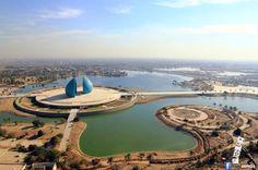 Bagdad, al Shaheed monumento - Irak