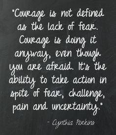 #Quote from Cynthia Perkins