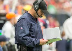 Texans outcoached their way to top of AFC South