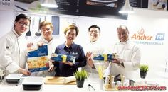 Fonterra Launched Its All New Anchor Food Professionals Launched in Malaysia Lifestyle Blog, Healthy Lifestyle, Grab Food, News Anchor, Cook At Home, Have Time, Milk, Product Launch, Business