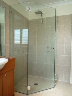 The Stunning Beauty of Our Frameless Shower Screens