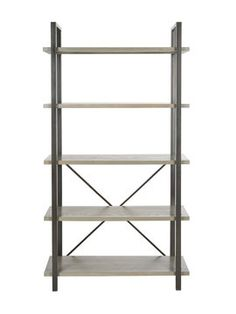 Chantel Etagere from California Dreaming: L.A. Loft on Gilt