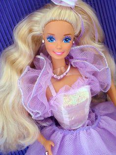 Ballroom Beauty Barbie 1991