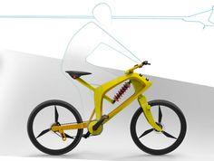 Bicicleta com troca automática de marchas