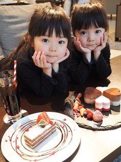 Baby korean mellizos ideas for 2019 Cute Asian Babies, Cute Twins, Korean Babies, Asian Kids, Cute Babies, Twins Girls, Twin Baby Girls, Twin Babies, Baby Kids