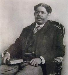 @thecityofjules Juan Gualberto Gómez, Afro Cuban, revolutionary leader in the Cuban War of Independence against Spain. #UnbleachedHistory