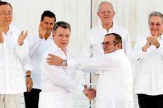 A Juan Manuel Santos el premio Nobel de la Paz