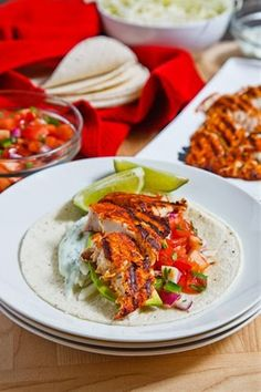 FINALLY! The absolutely BEST grilled fish tacos recipe