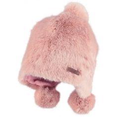 Barts Miyako Kids Faux Fur Bobble Hat at www.ccwclothing.com
