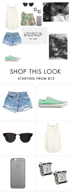 """""""Tonight,I'm gonna love u like there's no Tomorrow..."""" by madisonpeters00 ❤ liked on Polyvore featuring Converse, Ace, H&M, Native Union and Vera Bradley"""
