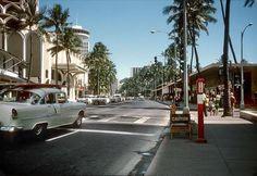 honolulu in the '60s