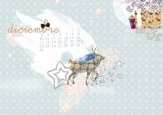 imprimible: calendario diciembre 2012 | Mi Low Cost