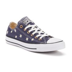 Women's Converse Chuck Taylor All Star Daisy Shoes, Size: 10, Med Blue