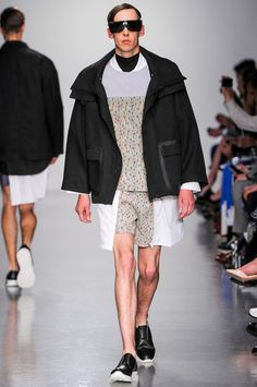 Agi & Sam Spring 2014 Menswear Collection Slideshow on Style.com
