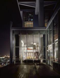 Skybridge Residence - Wheeler Kearns Architects