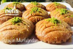 Deniz Dalgası Tatlısı Tarifi Baked Potato, Potatoes, Pasta, Baking, Ethnic Recipes, Desserts, Food, Tailgate Desserts, Deserts