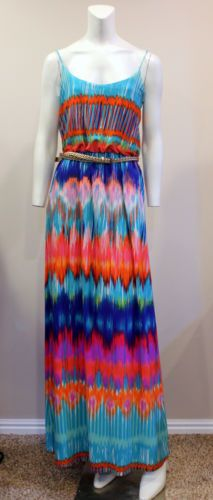 Bisou-Bisou-6-Blue-Long-Maxi-Sun-Dress