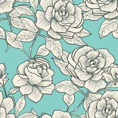 KIT Adesivos de Azulejos White Roses