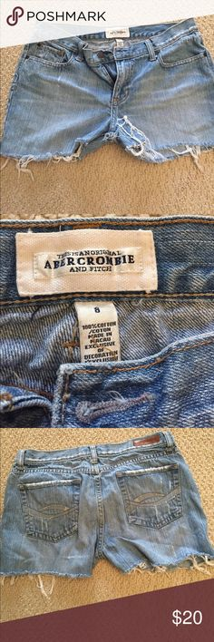 MOVING SALE! Need to get rid of in 2 wks! MAKE OFR Jean shorts Abercrombie & Fitch Shorts Jean Shorts