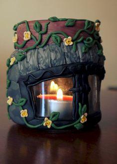 120 easy to try diy polymer clay fairy garden ideas (11)