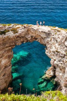 PAXOI ISLAND - IONIAN SEA NORHT GREECE