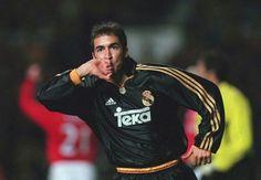 the legend Raúl González Blanco