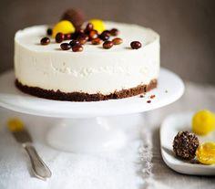 Päärynäinen moussekakku | Jälkiruuat, Makea leivonta | Soppa365