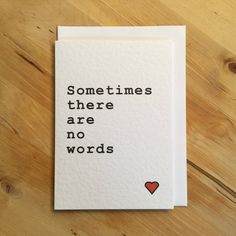 Bereavement card sympathy card no words card thinking of Words Of Condolence, Words Of Sympathy, Sympathy Quotes, Sympathy Card Messages, Sympathy Gifts, Message Card, Thinking Of You Quotes Sympathy, Condolences Quotes, Qoutes